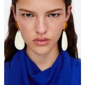 Round Linked Earrings